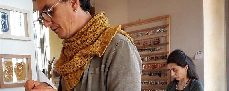 corsi di maglia, uncinetto e ricamo in Italia su Facebook